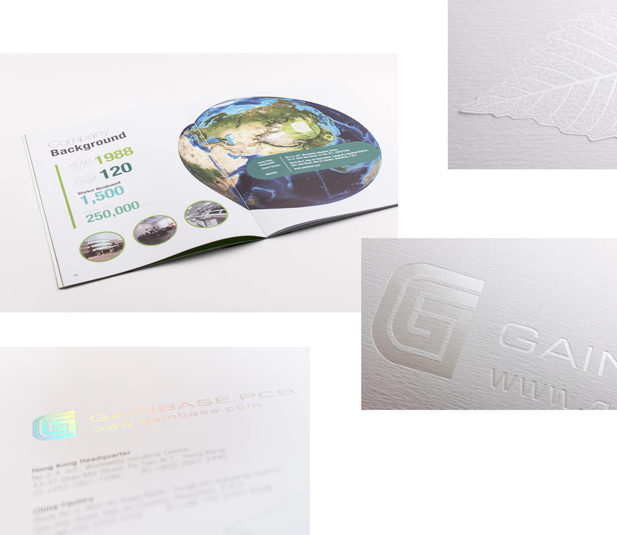 Gainbase Brochure 2013-14 with 25th Anniversary