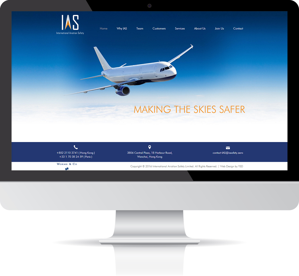 International Aviation Safety Limited