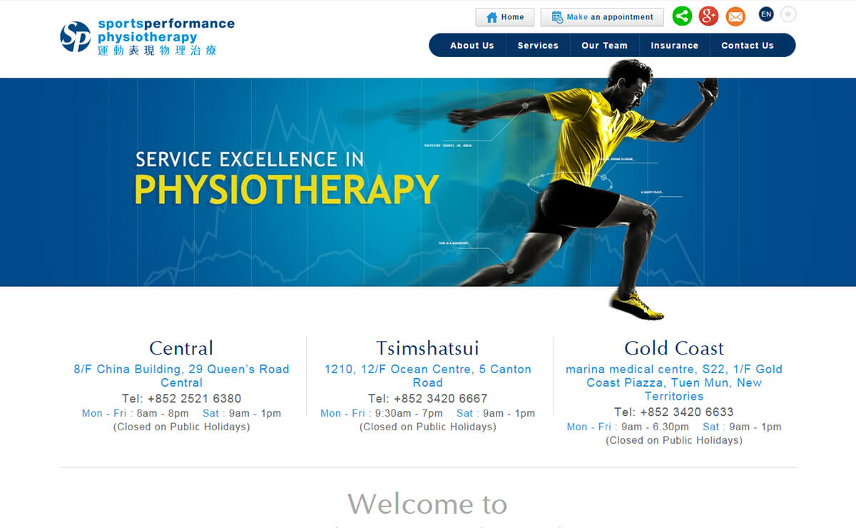 sportsperformance physiotherapy