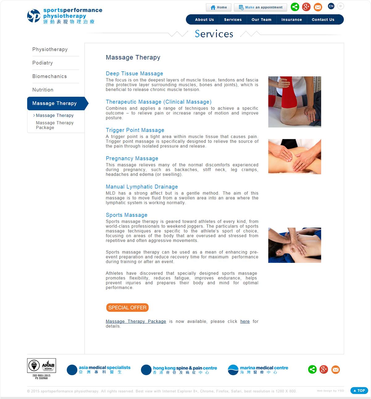 sportsperformance physiotherapy