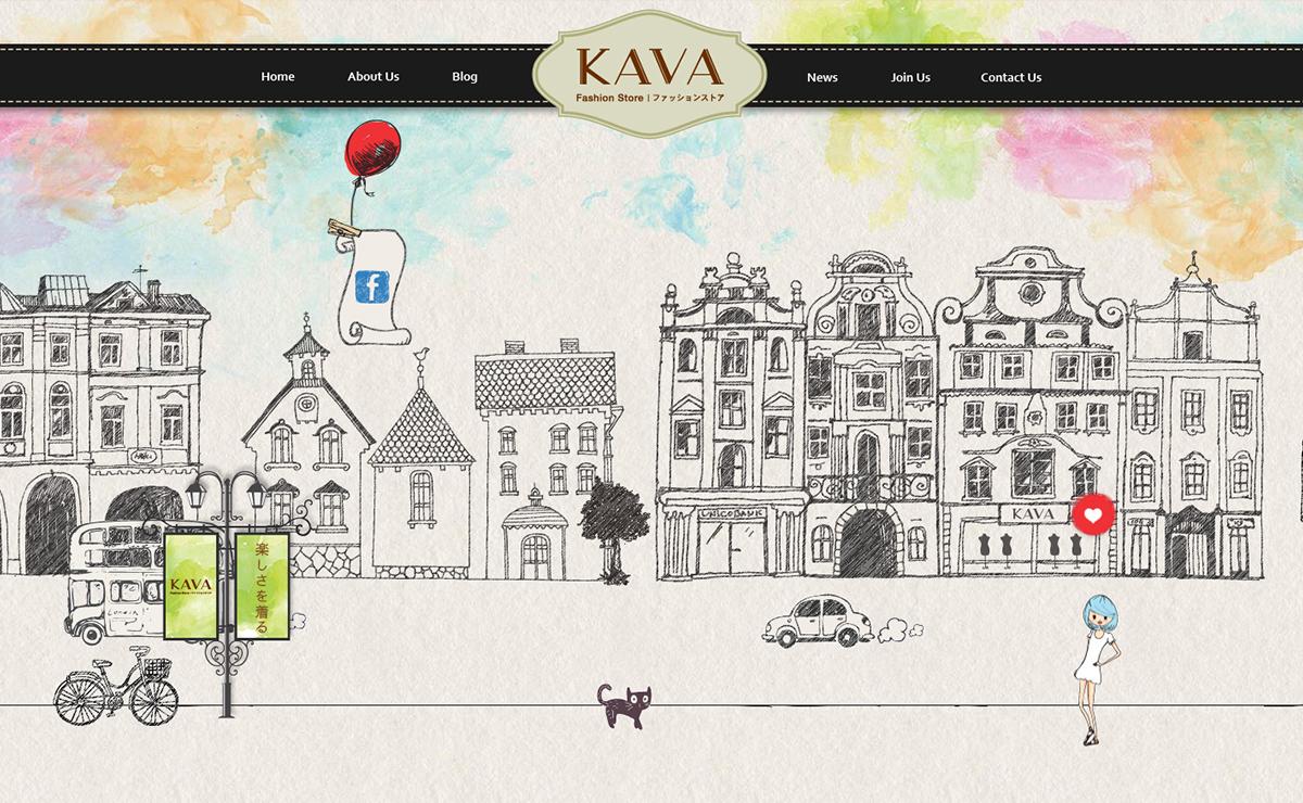 KAVA Fashion
