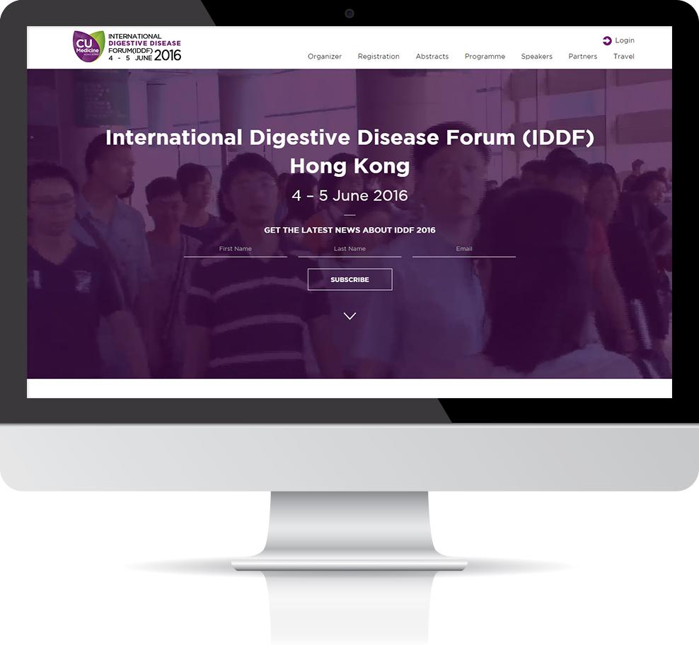 国际消化疾病学术会议 2016-香港中文大学消化疾病研究所