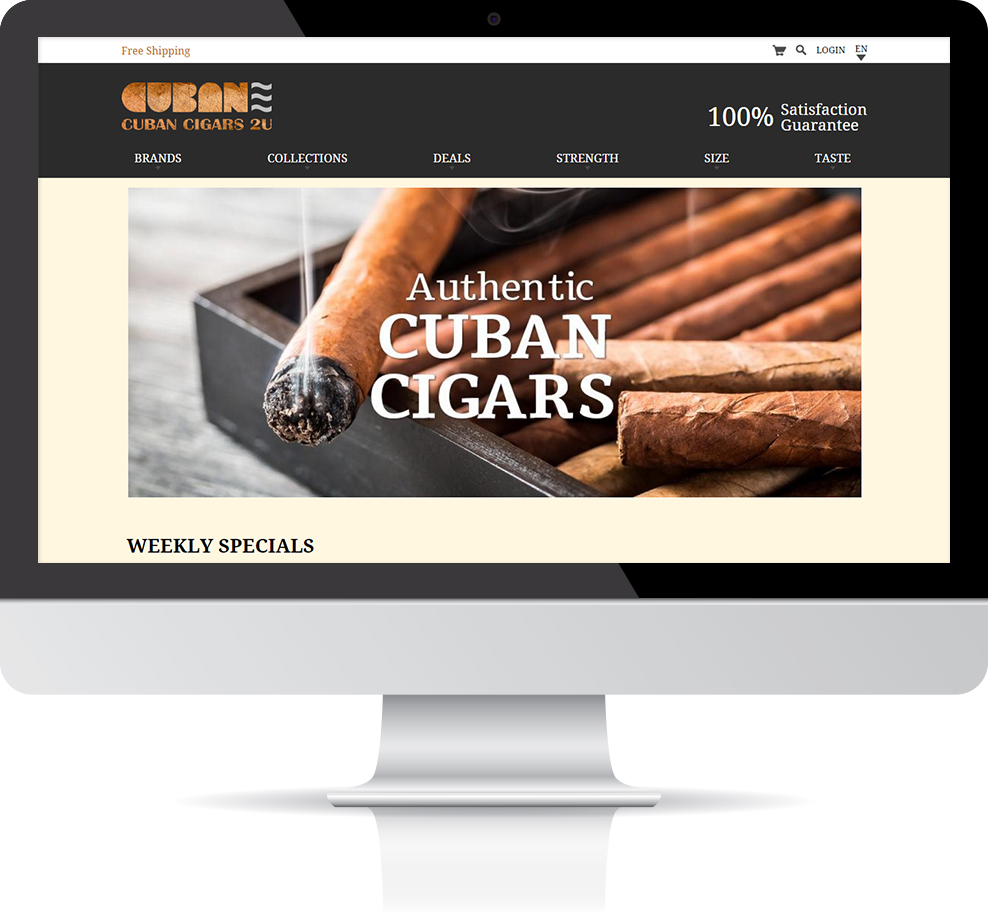 Cuban Cigars 2U