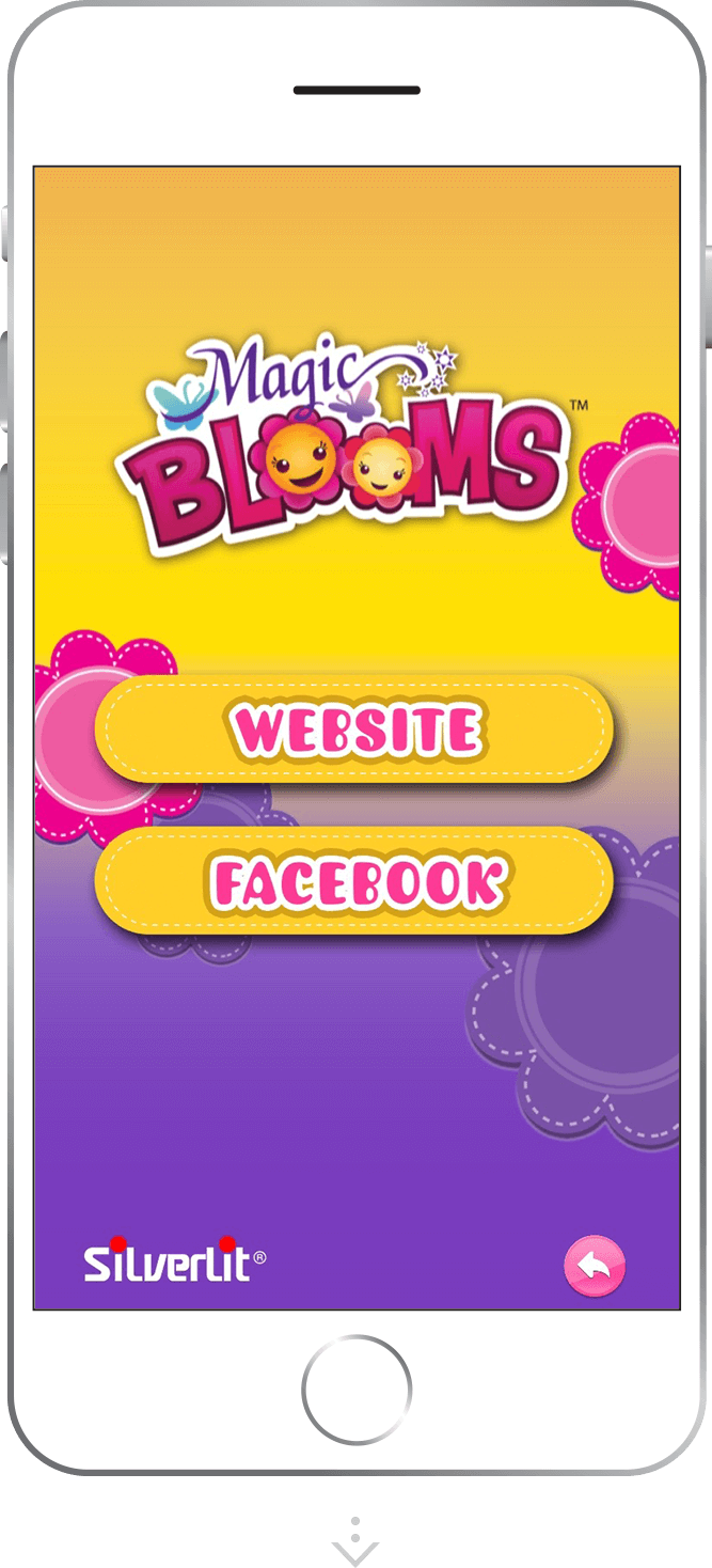 Magic Blooms™ - Amazing Flowers™ APP