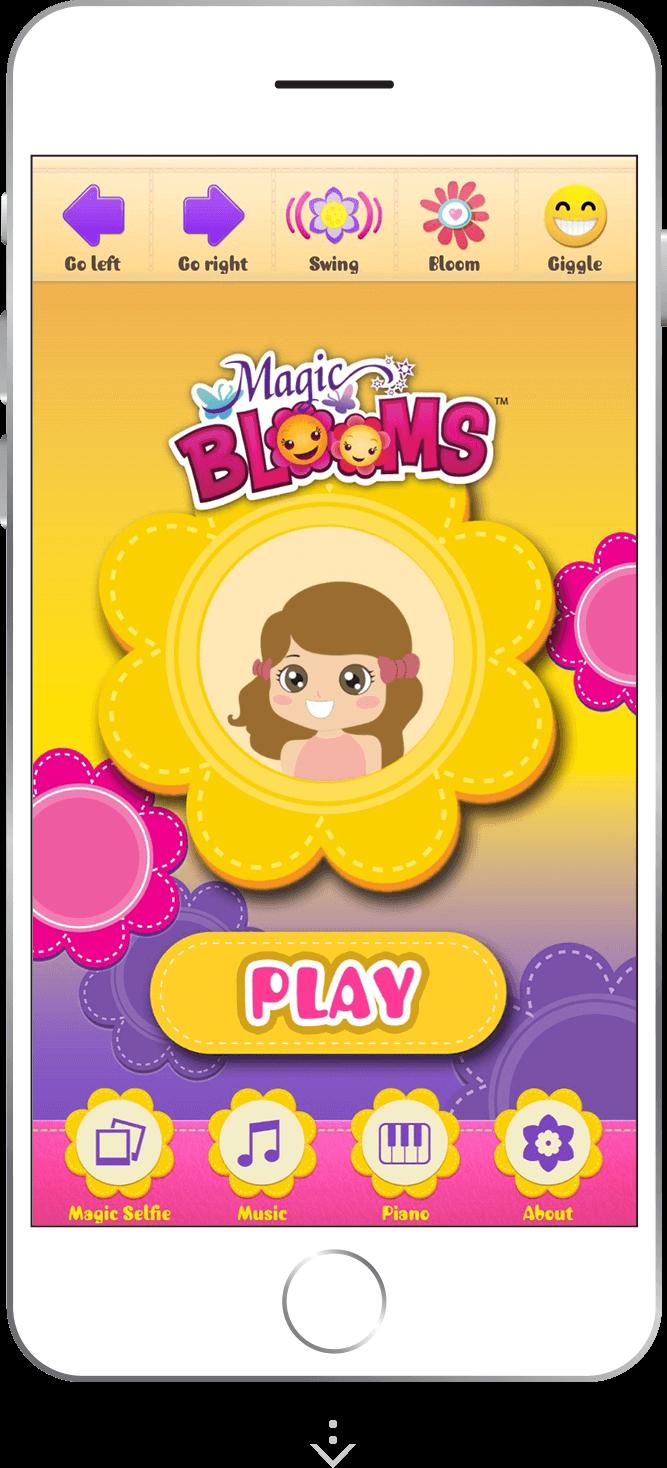 Magic Blooms™ - Amazing Flowers™ APP