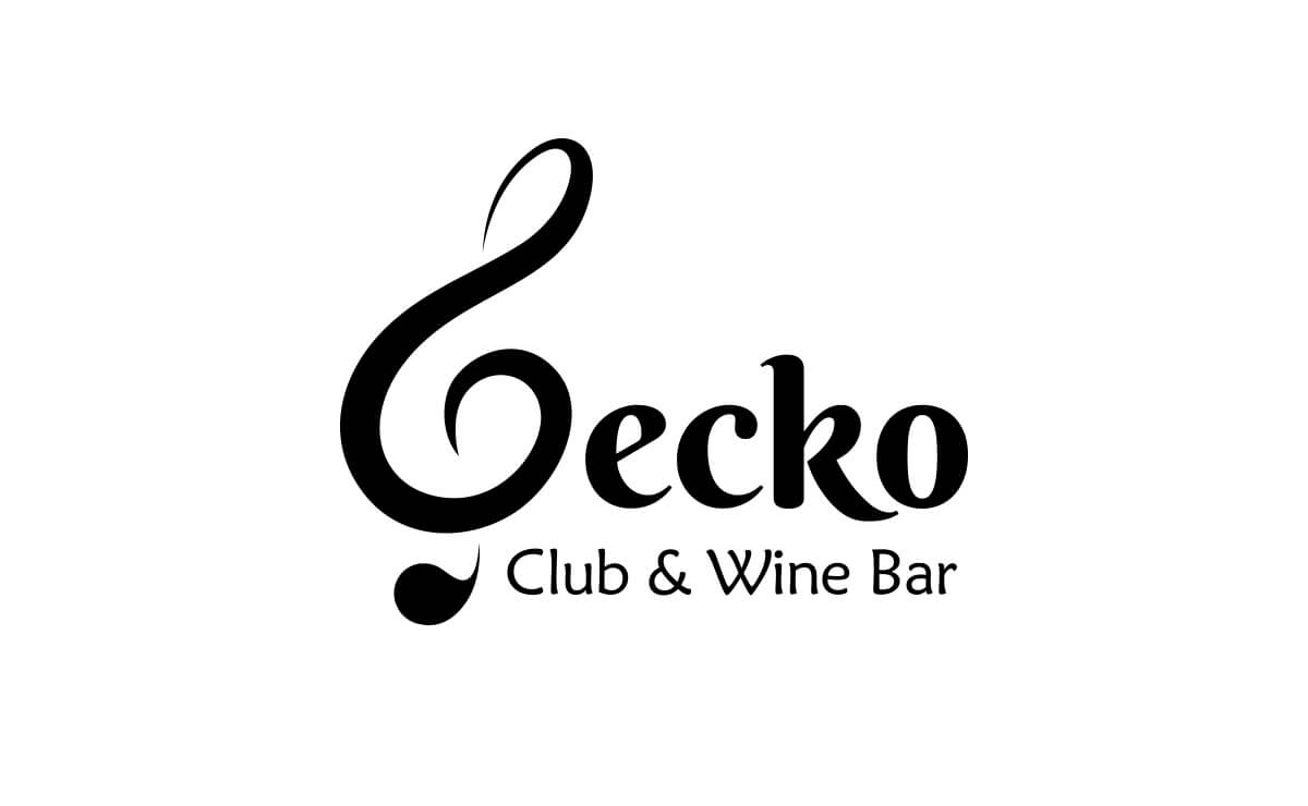Gecko Club and Wine Bar Logo