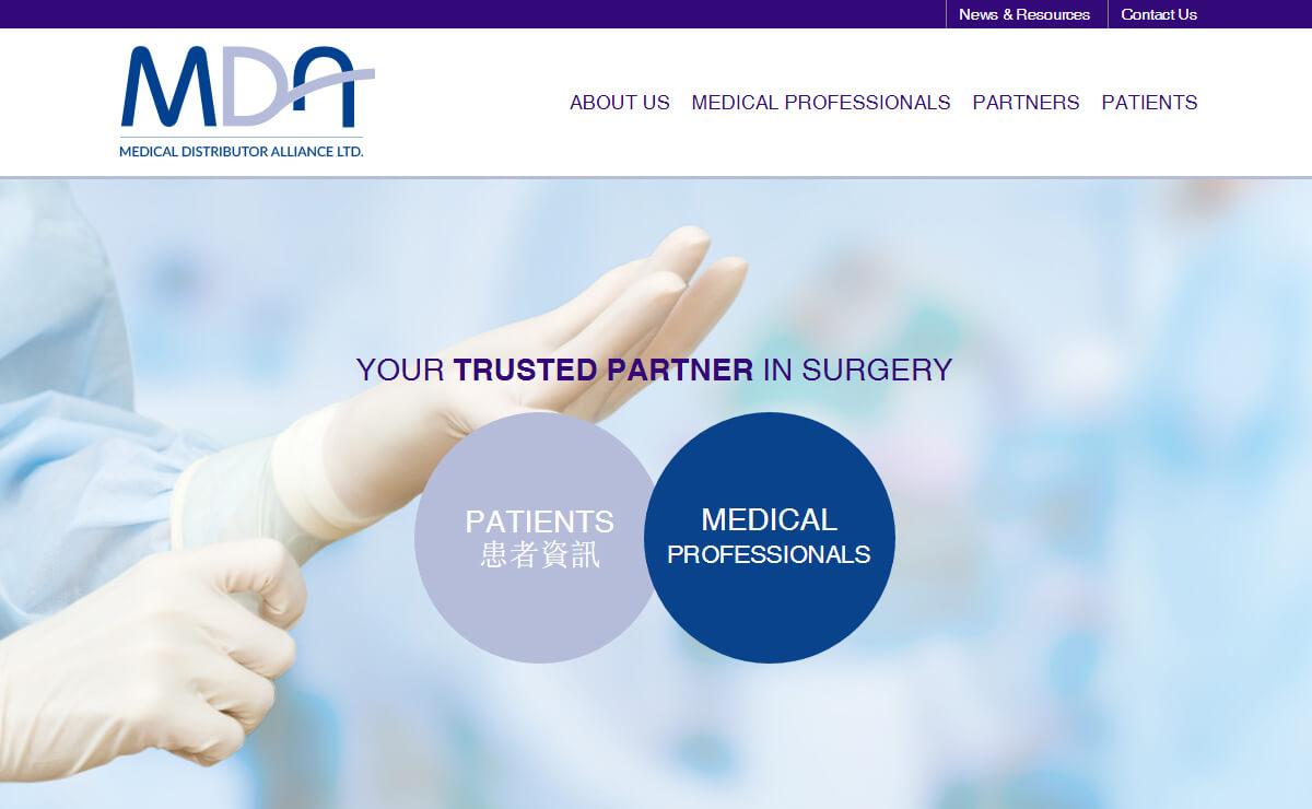Medical Distributor Alliance Ltd.