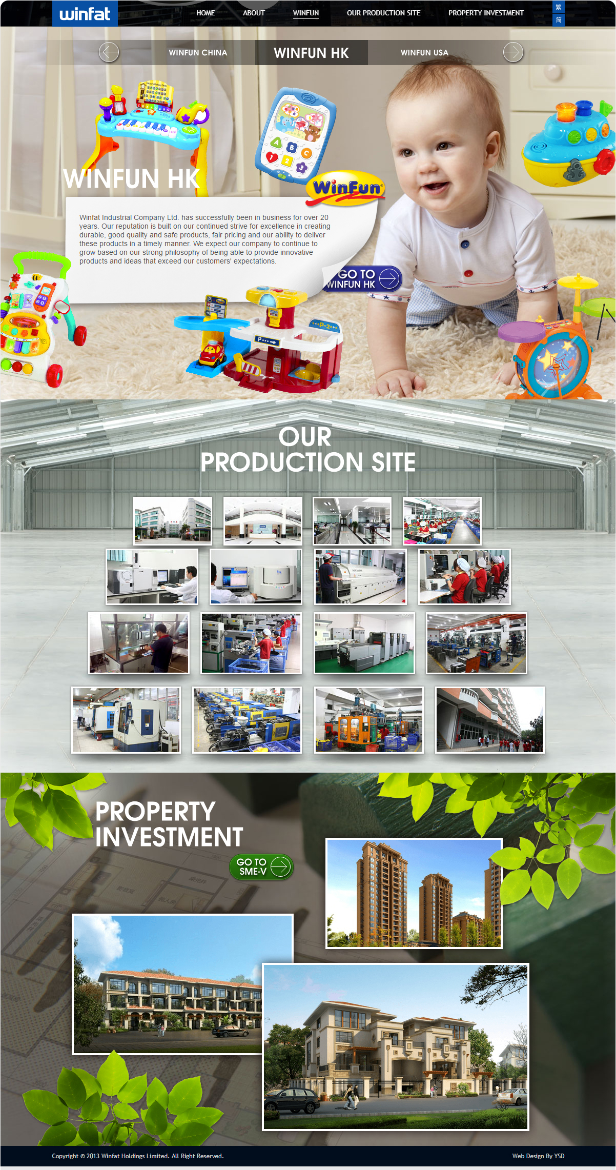 Winfat Holdings Limited