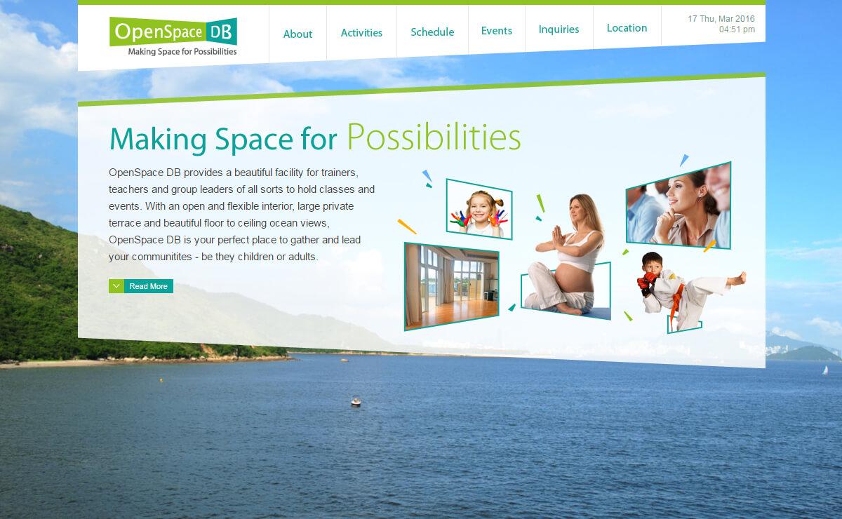 OpenSpace DB