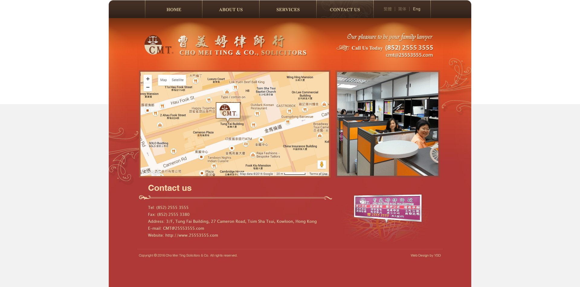 Cho Mei Ting Solicitors & Co.