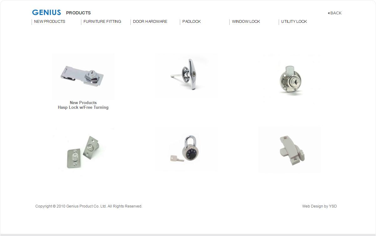 Genius Products Co. Ltd.