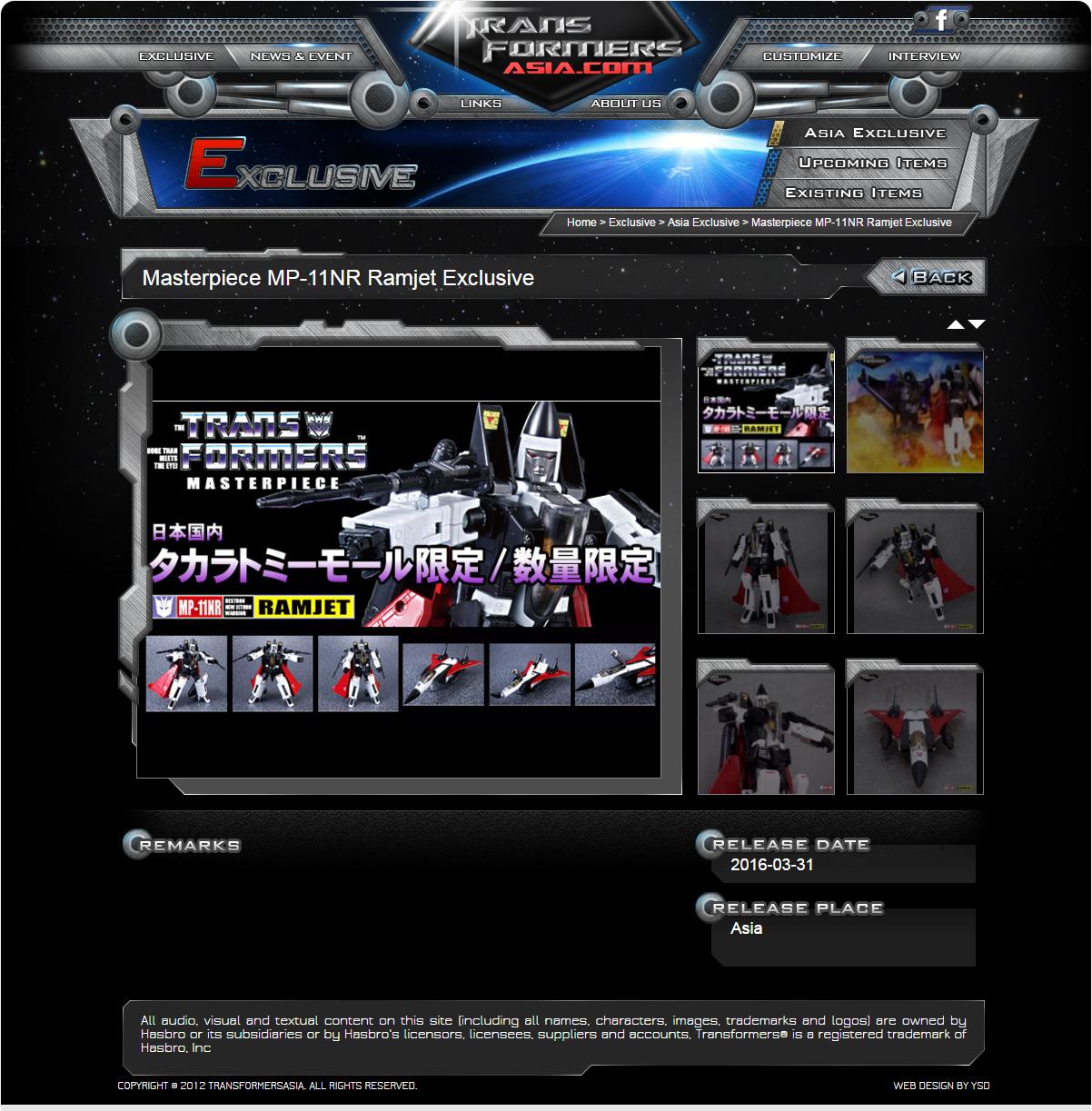 TransformersAsia