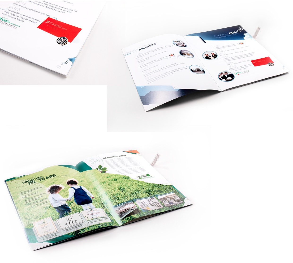 Gainbase Brochure 2015