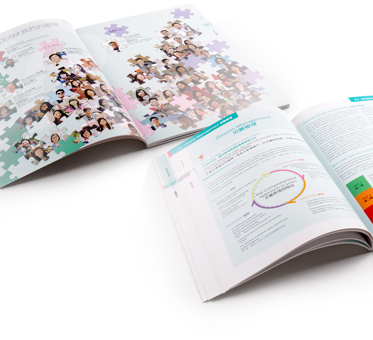 INFECTION, EMERGENCY AND CONTINGENCY Annual Booklet