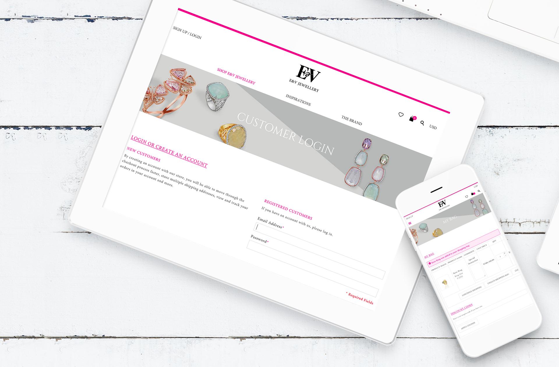 E&V Jewellery (HK) Ltd