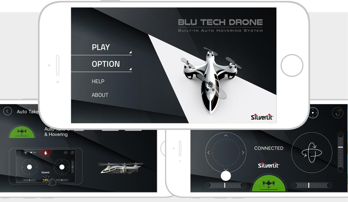 Blu Tech Drone™