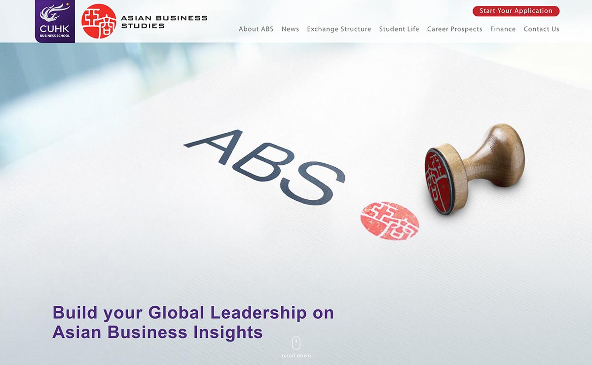 Asian Business Studies | CUHK Business School
