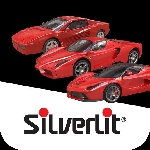 1:50 Bluetooth RC Ferrari