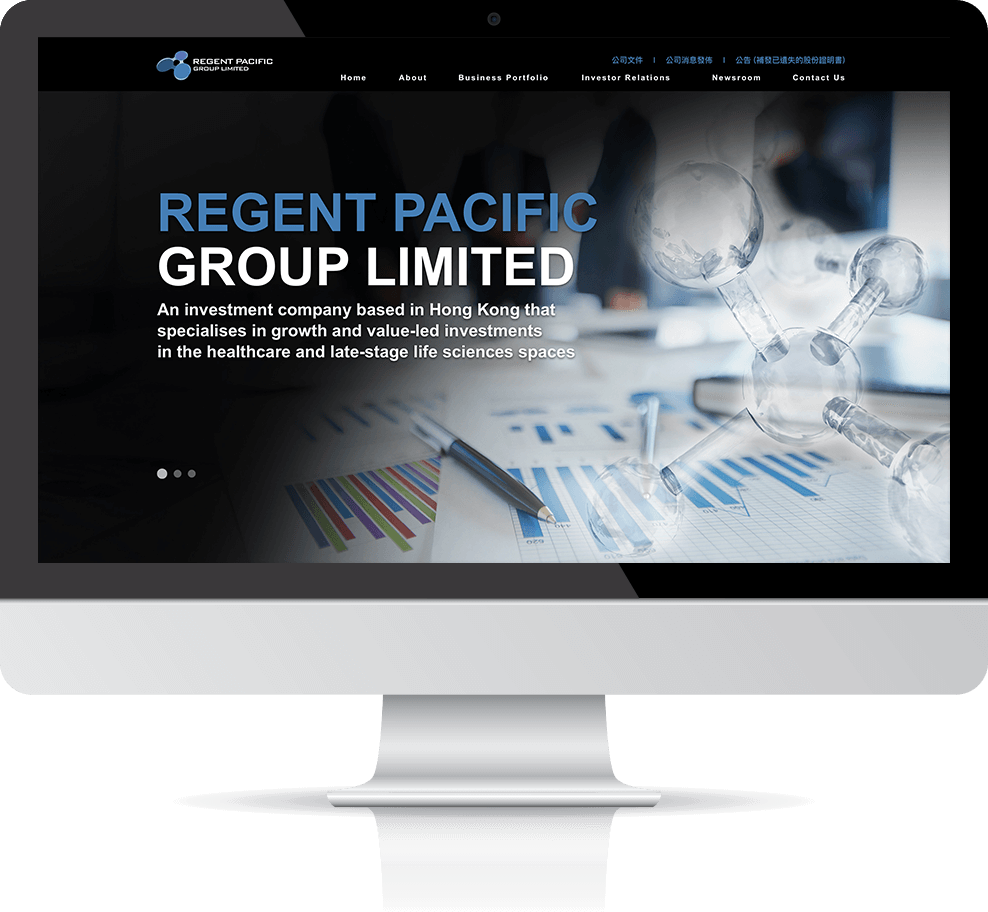 Regent Pacific Group Limited