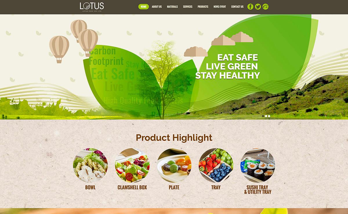 Lotus Pack (UK) Ltd.