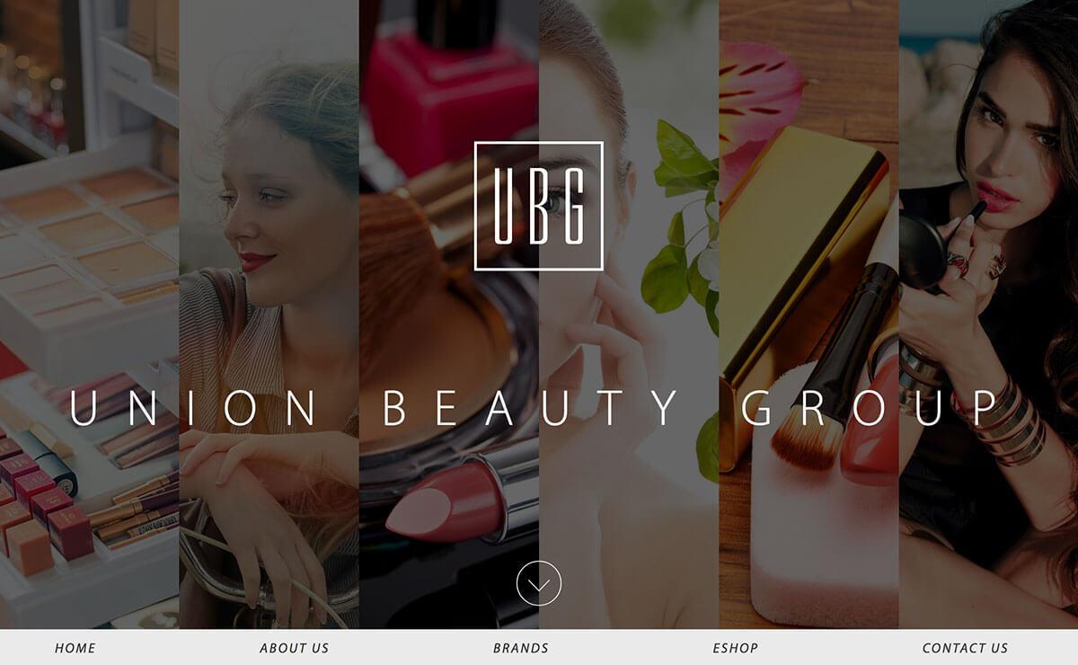 Union Beauty Group website