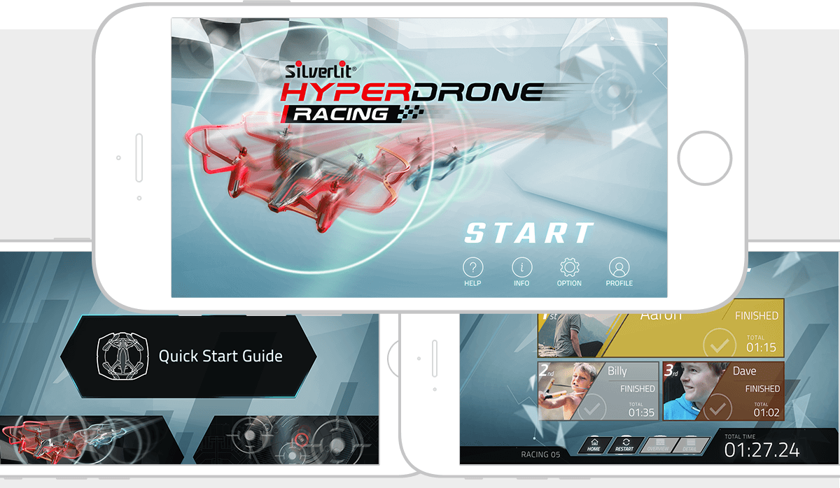 Silverlit HyperDrone Racing