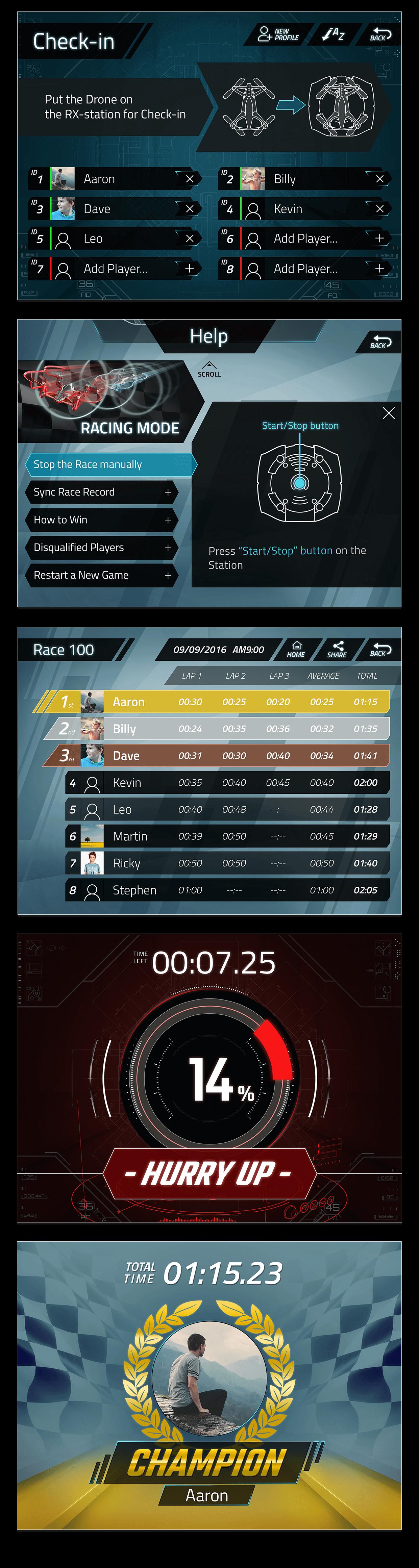 Silverlit HyperDrone Racing