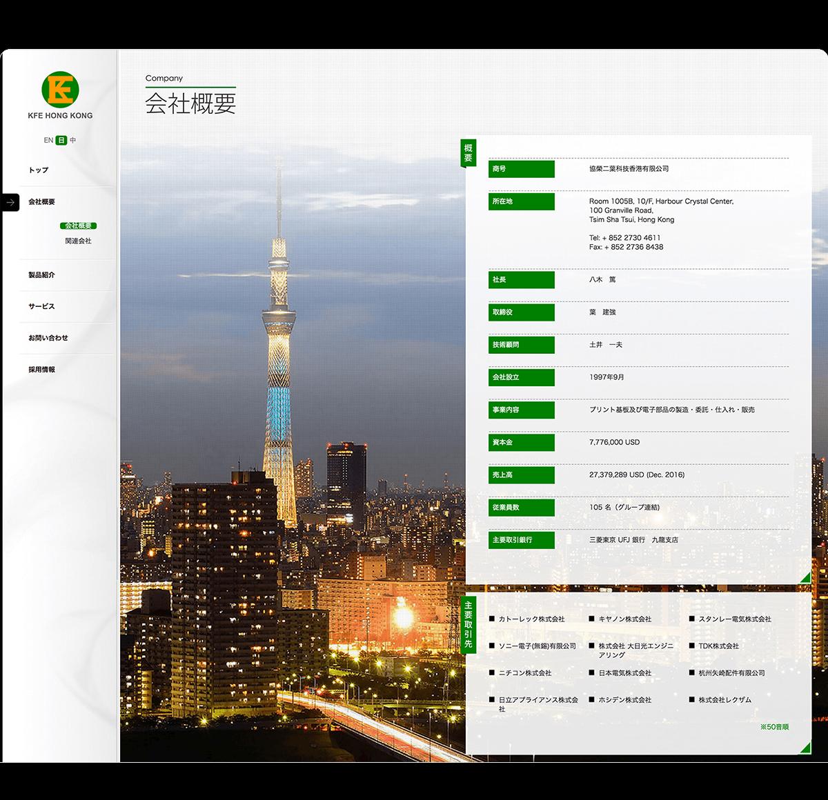 KFE Hong Kong Co., Ltd.