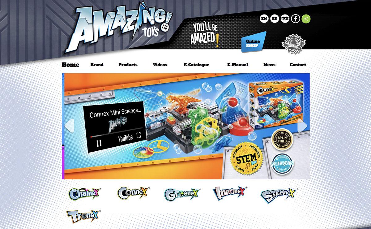 Amazing Toys Limited