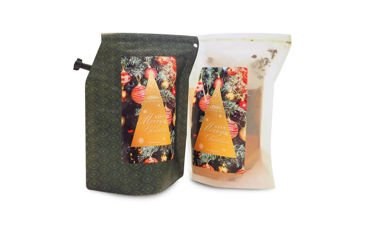 iSGO 茶包包装贴纸