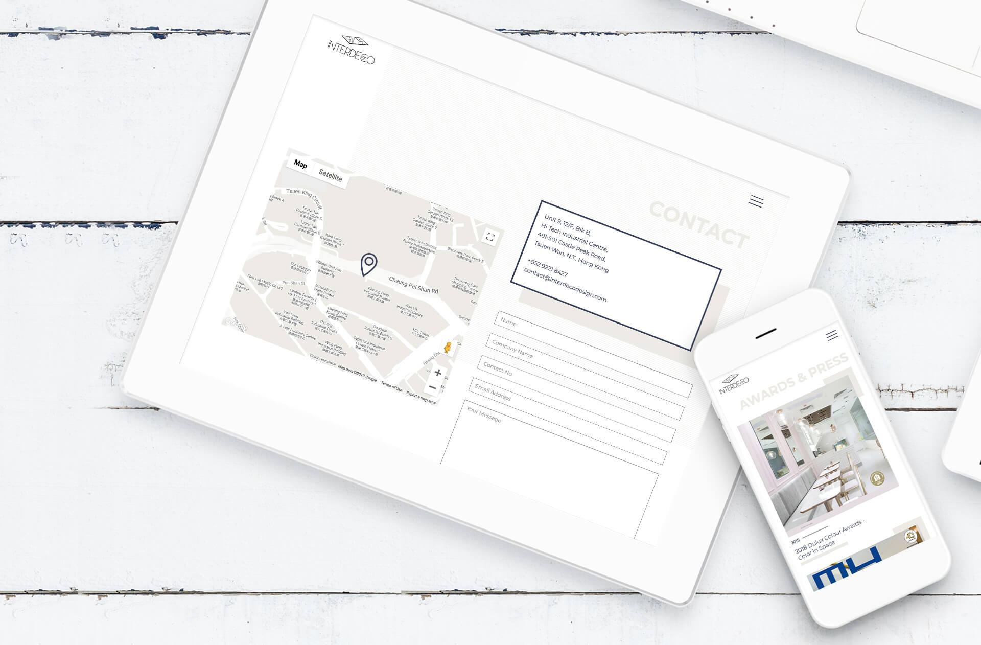 Interdeco Design Limited