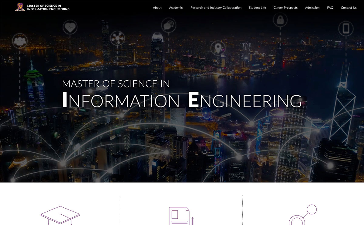 CUHK - Information Engineering