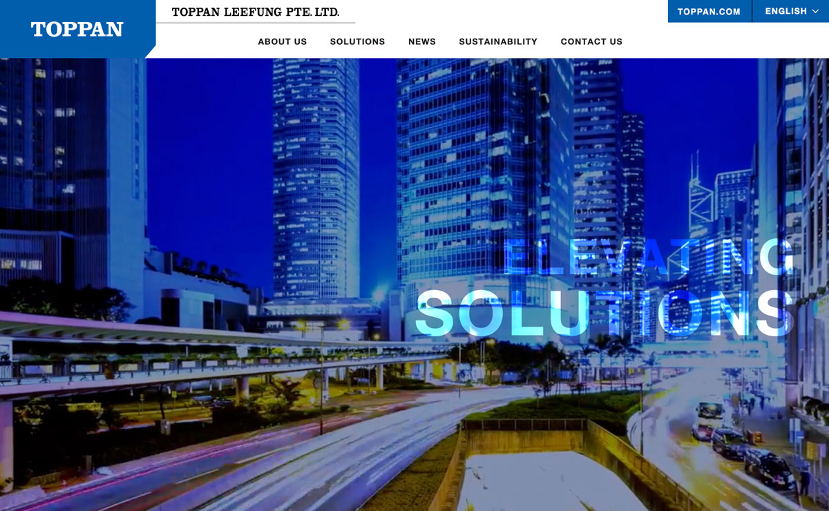 Toppan Leefung Pte. Ltd.