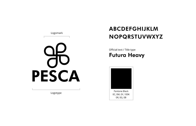 PESCA Logo Design