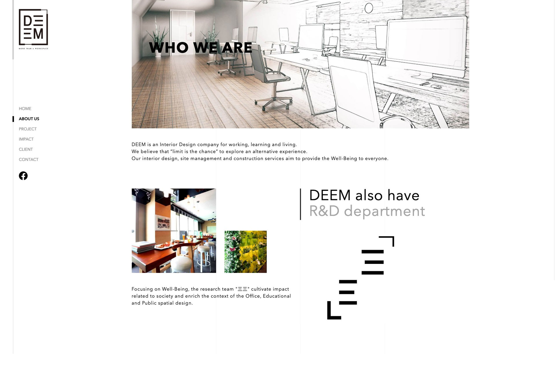 DEEM Interior Design & Engineering Company Limited