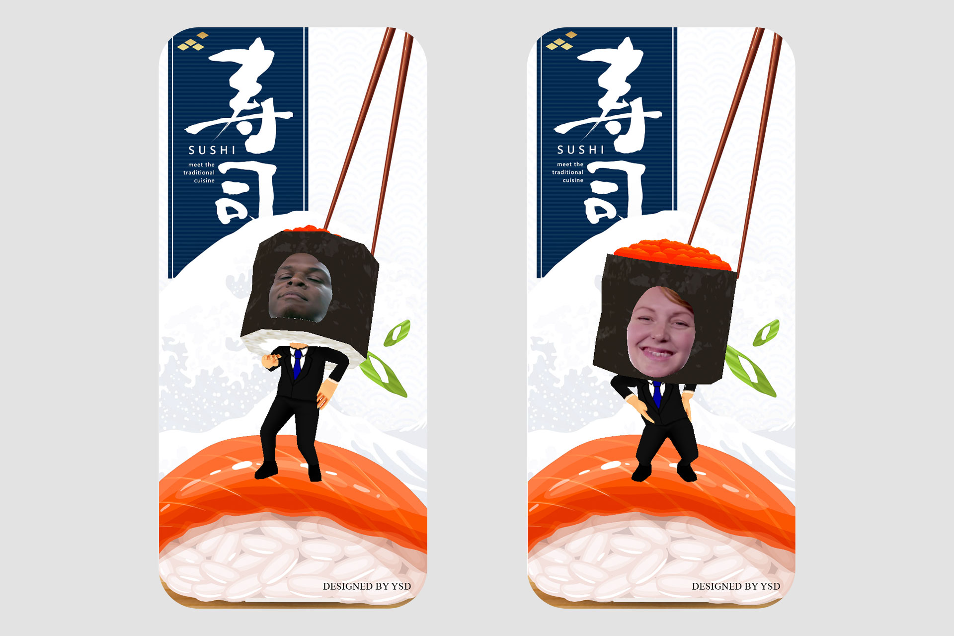 Sushi AR II