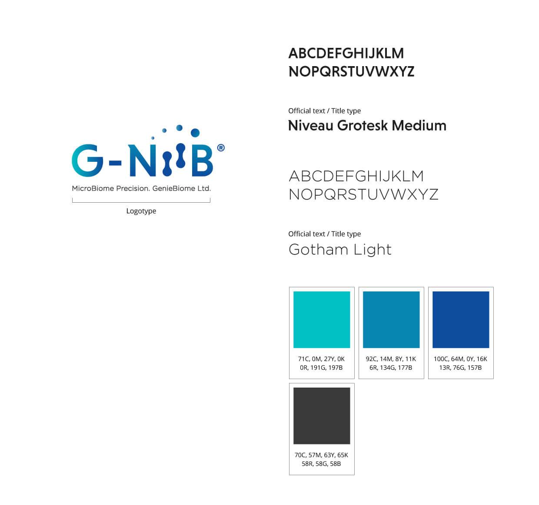 G-NiiB Branding