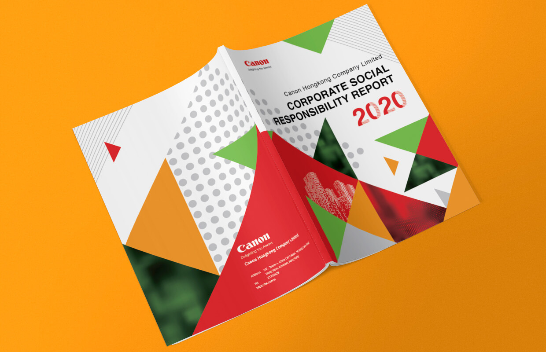Canon Hongkong CSR Report 2020